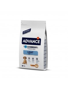 Advance Mini Light Advance Affinity Alimentação Seca para Cães
