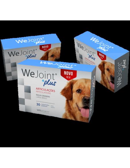 WeJoint Plus - Raças Grandes | Vitaminas e Complementos | Wepharm