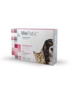 WePatic - Proteção Hepática em cães pequenos e gatos Wepharm Vitaminas e Complementos