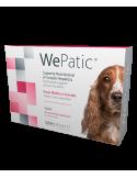 WePatic - Proteção Hepática em cães Medios e Grandes Wepharm Vitaminas e Complementos