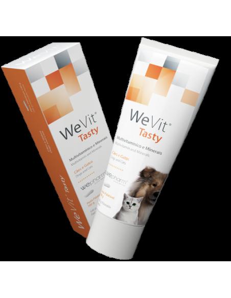 WeVit Tasty - Multivitaminico e minerais para cães e gatos | Vitaminas e Complementos | Wepharm