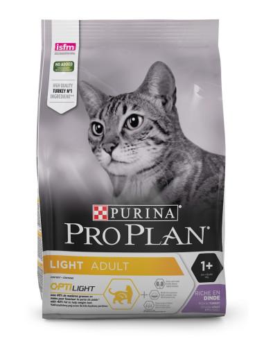 Pro Plan Gato Light Perú Pro plan Cuidados Especiais