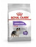 Royal canin Medium Sterilised, Alimento Seco Cão Royal Canin Alimentação para Cães