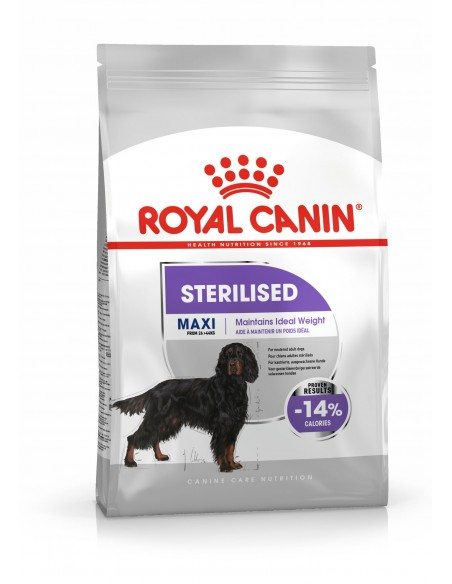 Royal Canin Maxi Sterilised, Alimento Seco Cão