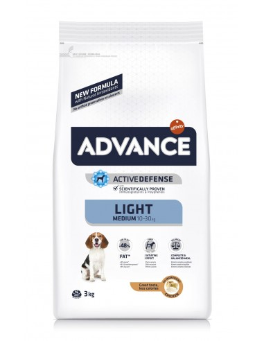 Advance Medium Light Advance Affinity Cuidados Especiais