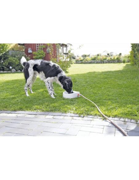 Bebedouro Automático para ligar à mangueira   Bebedouro para Cães   Trixie