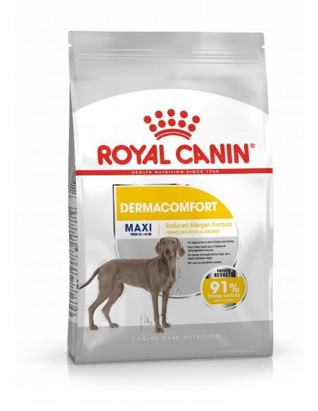 Royal Canin Maxi Dermaconfort, Alimento Seco Cão