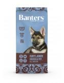 Banters Puppy Frango Banters Ração Seca para Cães