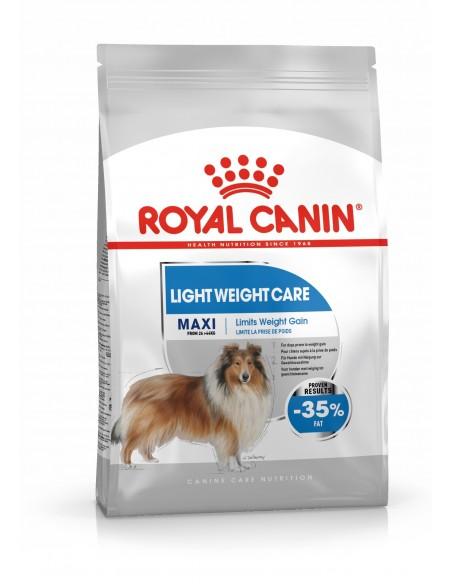 Royal Canin Maxi Light, Alimento Seco Cão