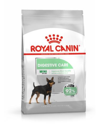 Royal Canin Mini Digestive Care, Alimento Seco Cão Royal Canin Alimentação Seca para Cães