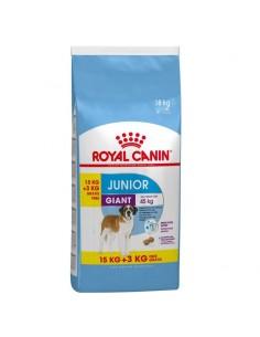 Royal Canin Giant Junior 15+3kg Grátis, Alimento Seco Cão Royal Canin Ofertas Especiais para Cães