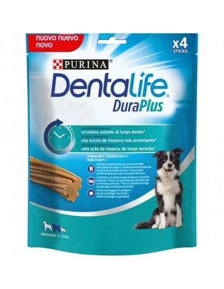 Dentalife DuraPlus Snack de Higiene Oral para cão adulto médio
