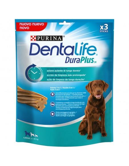 Dentalife DuraPlus Snack de Higiene Oral para cão adulto grande