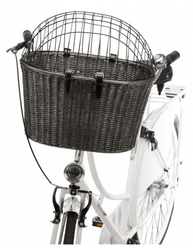 Cesta para Bicicleta | Passear o Cão Trixie Caixas de Transporte para cães