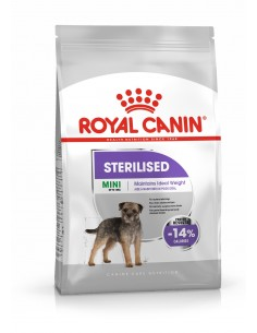 Royal Canin Mini Sterilised, Alimento Seco Cão