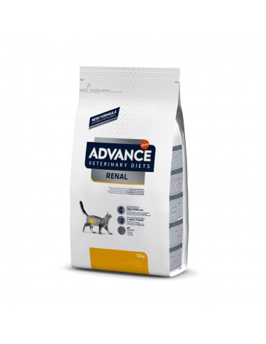 Advance Vet Cat Renal Failure 1,5kg Advance Veterinary Diets Gatos