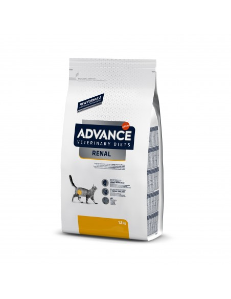 Advance Vet Cat Renal Failure 1,5kg