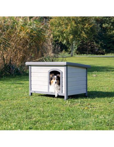 """Casota para cães """"Classic"""" cinza Trixie Casotas para cães"""
