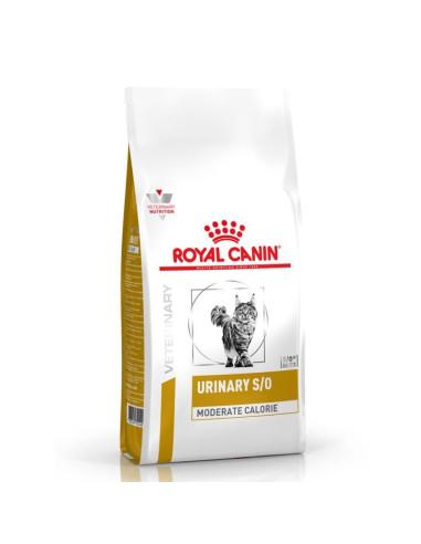 Royal Canin Diet Feline Urinary Moderate Calorie S/O UMC34 Royal Canin Dietas Veterinárias