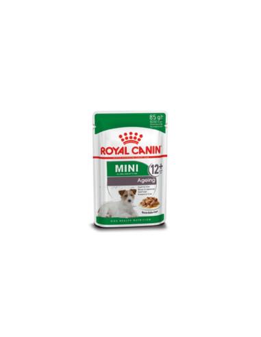 Oferta 6 saquetas de Ração Húmida Mini Ageing Royal Canin Ofertas