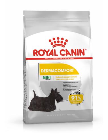 Royal Canin Mini Dermacomfort, Alimento Seco Cão | Cuidados Especiais para Cães | Royal Canin