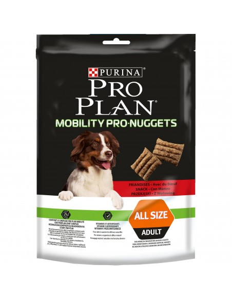 Biscoitos Pro Plan Mobility Pro Nuggets