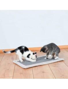 Tapete Arranhador para gato Cinza Trixie Arranhador para Gatos