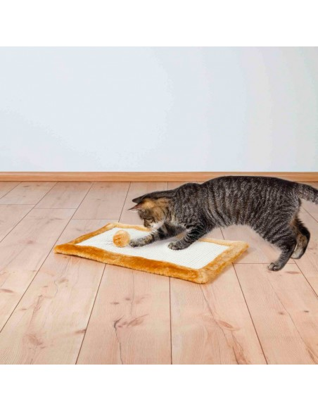Tapete Arranhador para gato Bege | Arranhadores para Gatos | Trixie