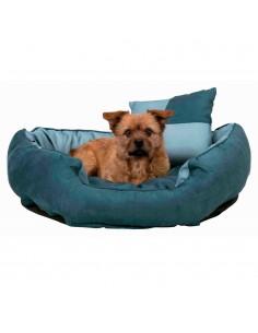 Cama para Cães Basko Azul Escuro / Azul Gelo Trixie Camas para cães