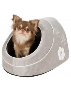 Cama para Cães Nicho Nica Cinzento Trixie Camas para cães