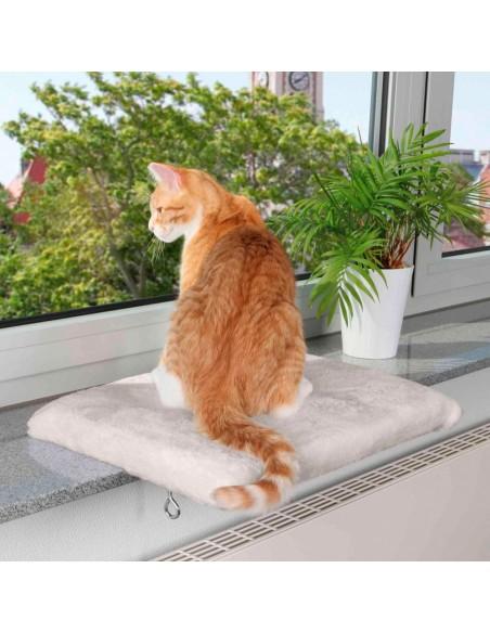 Cama para Gato com Aplicação para Janelas