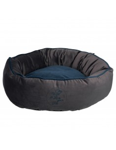 Cama para Gato Redonda Love Your Pet Cinza Trixie Camas para Gatos