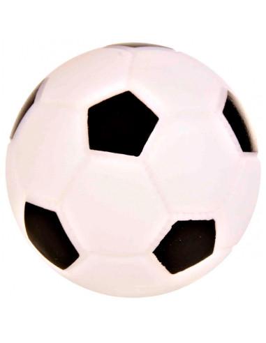 Bola para Cães de Futebol em Vinil com Som Trixie Bola para Cães