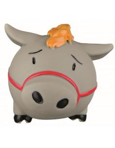 Brinquedo para Cães Sortido de Bolas Animal com Som Trixie Bola para Cães