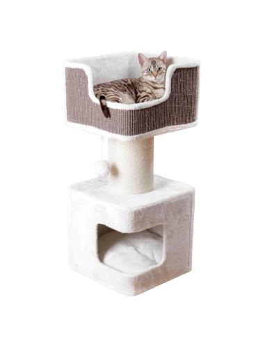 Arranhador para Gatos Ava Branco Sisal   Arranhadores para Gatos   Trixie