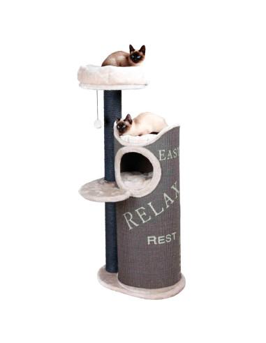 Arranhador para Gatos Juana Castanho e Creme Trixie Arranhador para Gatos