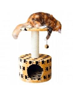 Arranhador para Gatos Toledo Bege com Patinhas | Arranhadores para Gatos | Trixie