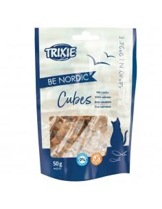 Biscoitos para Gatos Be Nordic Salmon Cubes | Snacks para Gatos | Trixie