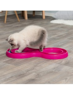 Brinquedo Gato Flashing Ball Race Trixie Brinquedos para gatos
