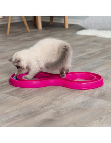 Brinquedo Gato Flashing Ball Race   Brinquedos para gatos   Trixie
