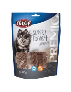 Biscoitos para Cães Premio 4 Superfoods Trixie Snacks