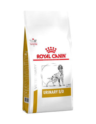 Royal Canin Diet Urinary S/O LP18 Royal Canin Dietas Veterinárias para cães