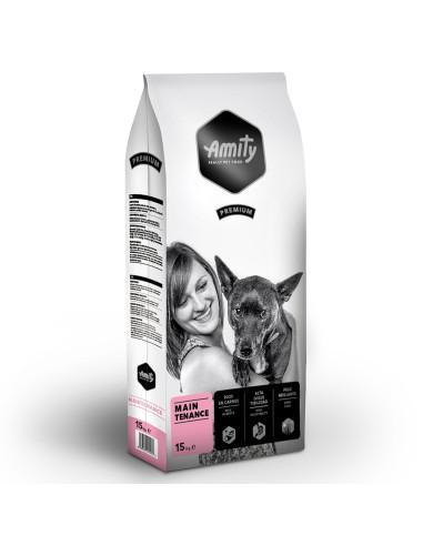 Amity Premium Maintenance 15 Kg Amity Ração Seca para Cães