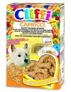 Cliffi - Capricci (Biscoitos P/ Caes) 400 Gr (Pcat205) Chemi-Vit Biscoitos para Cães