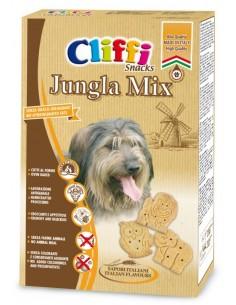 Cliffi - Jungla Mix 400 Gr (Pcat208) Chemi-Vit Biscoitos para Cães