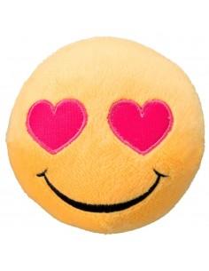 Smiley Apaixonado Em Pelucia C/ Som - Ø 9 Cm Trixie Outros