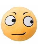 Smiley Traquina Em Pelucia C/ Som - Ø 9 Cm Trixie Outros