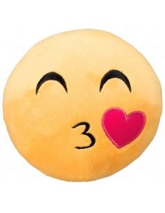Smiley Beijando Em Pelucia C/ Som - Ø 14 Cm Trixie Outros