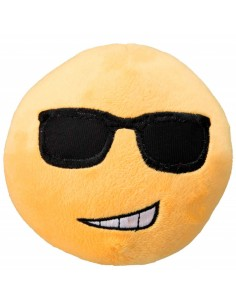 Smiley Cool Em Pelucia C/ Som - Ø 14 Cm Trixie Outros