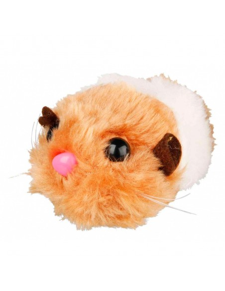 Brinquedo Gato Treme em Pelúcia de dar Corda  | Brinquedos para gatos | Trixie